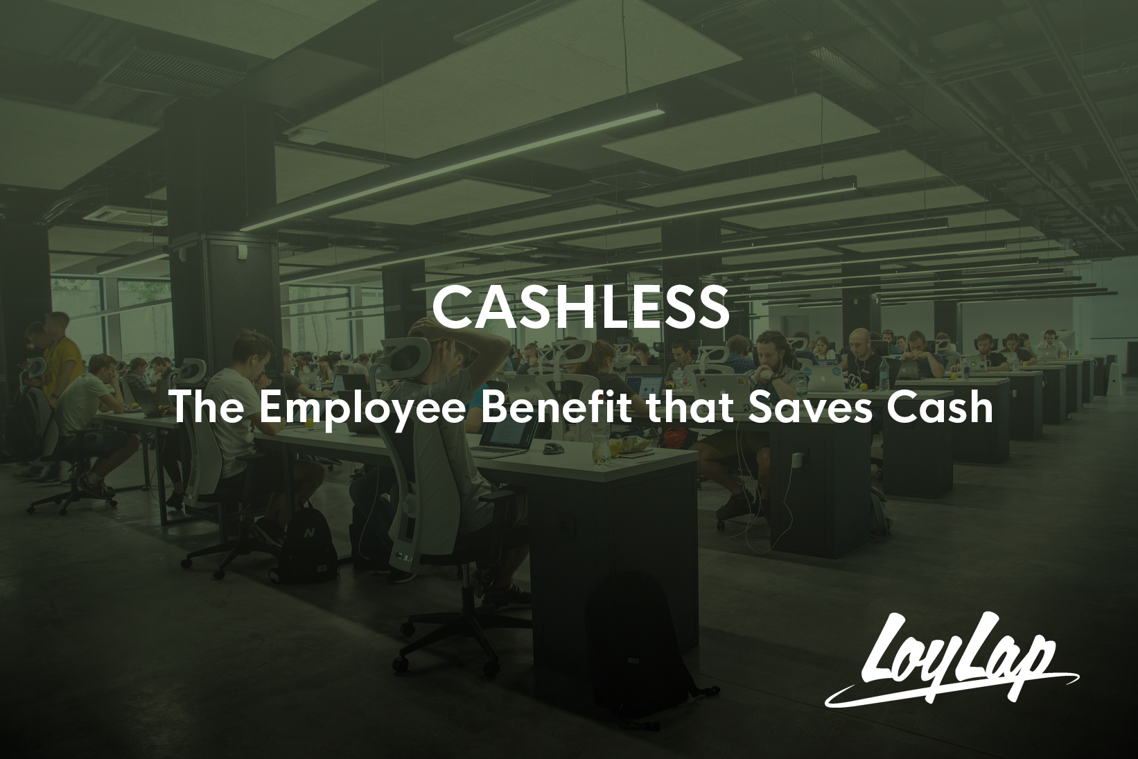 Cashless: The Employee Benefit that Saves Cash