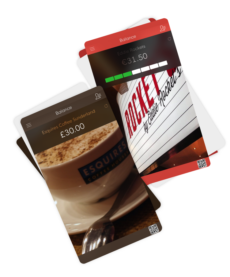 LoyLap App Digital Wallet