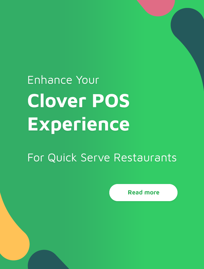 Clover POS Experience