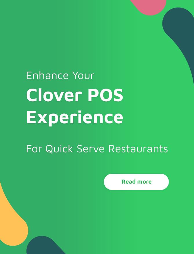 Clover POS Experience