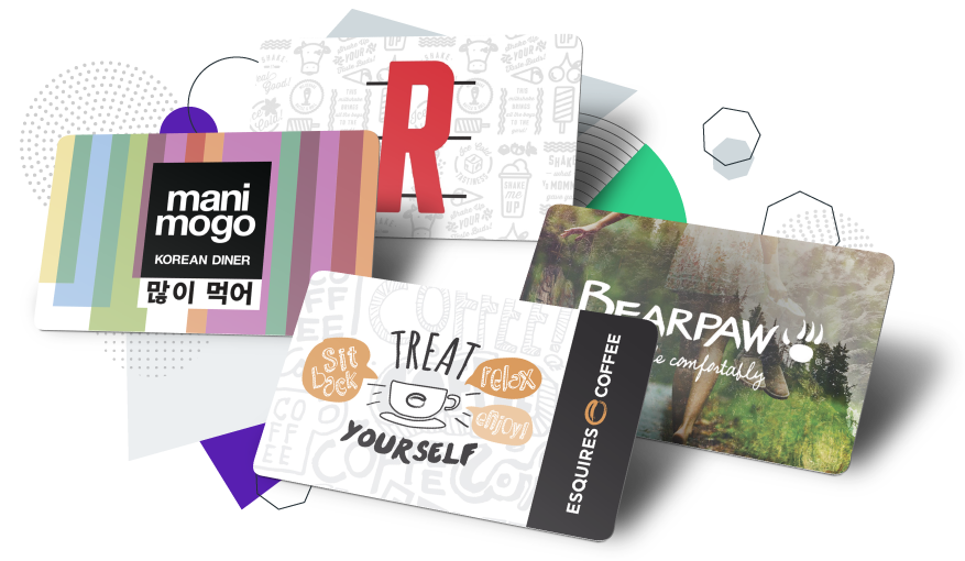 Our top gift card brands