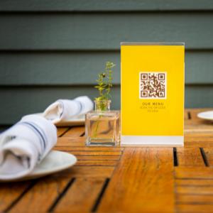 qr menu and table ordering